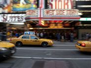 New York cabs, USA - Escorted Tours in the USA