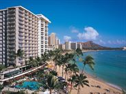 Exterior from the beach - Hawaii Holidays