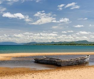 Getty Lake Tanganyika