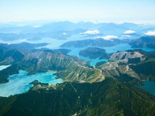 South Island fiords