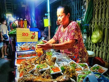 A beginner's guide to Thai street food