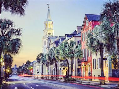 Top 10 historical cities in America