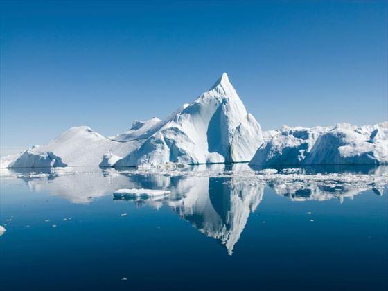 Arctic scenery