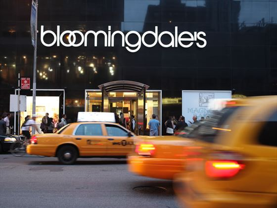 Bloomingdales, New York