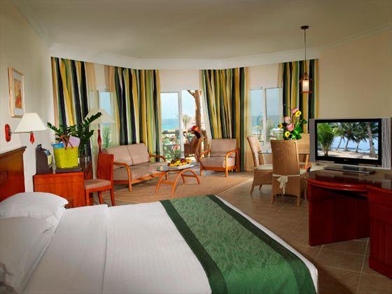 Fujairah Rotana Resort & Spa Ocean View Suite