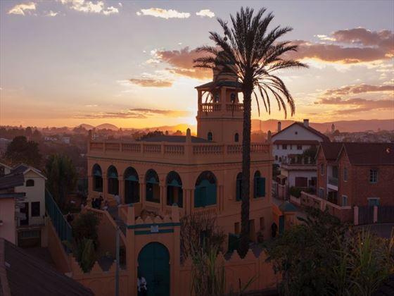 Mosque in Antsirabe