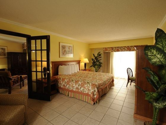 Paradise Island Harbour Resort One-bedroom Suite
