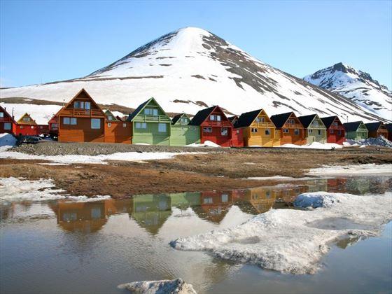 Svalbard houses