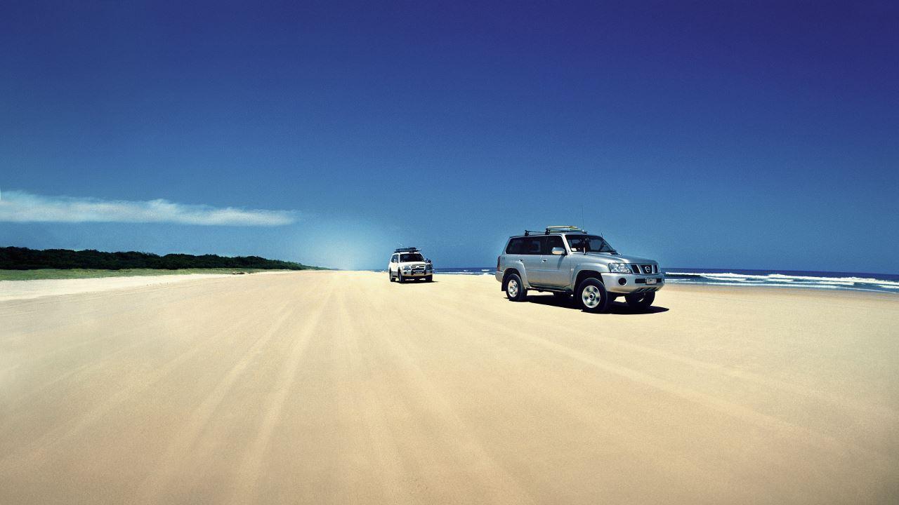 Mile Beach