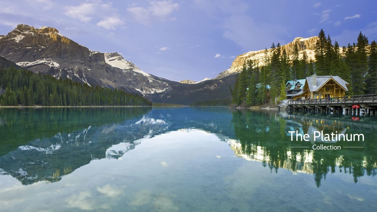 canadian escorted tour