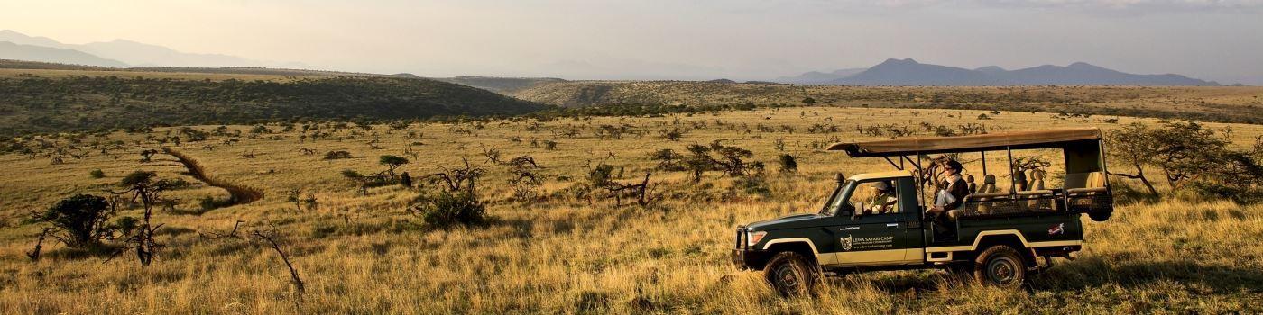 Lewa Safari Camp - Frederic Courbet