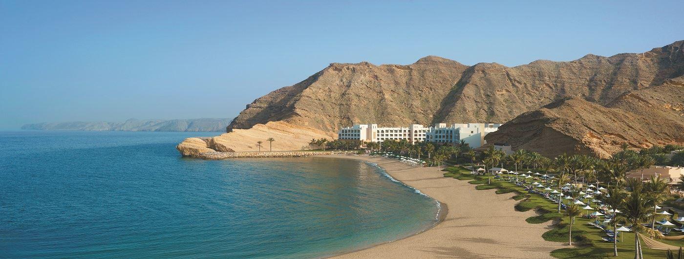 Shangri-La Barr Al Jissah Resort & Spa Al Bandar beach