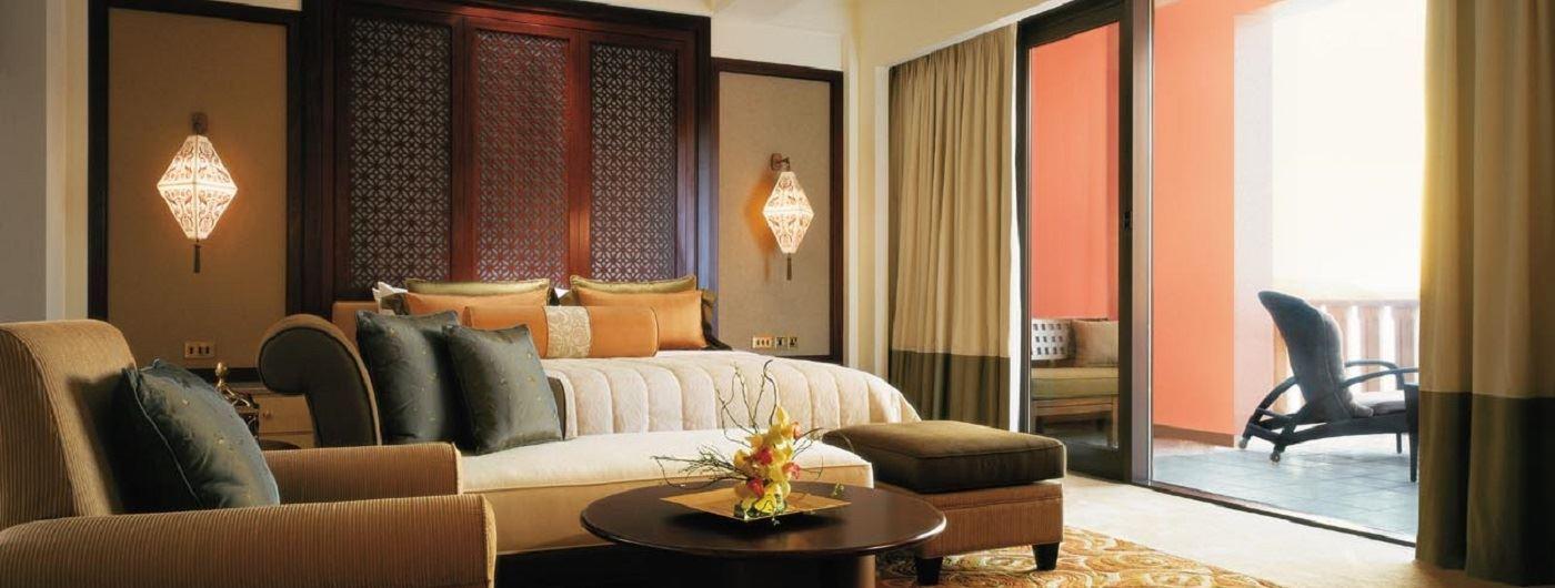 Shangri-La Barr Al Jissah – Al Husn - Speciality Suite bedroom