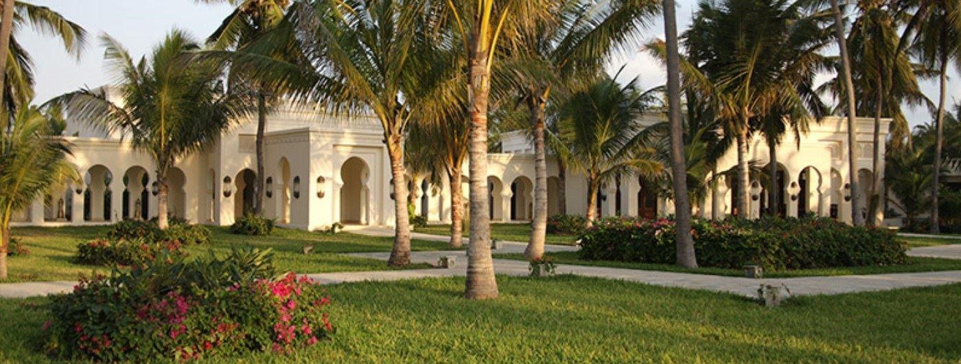 Baraza gardens