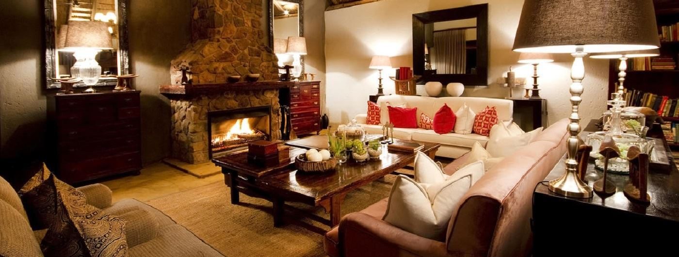 Dulini Lodge lounge