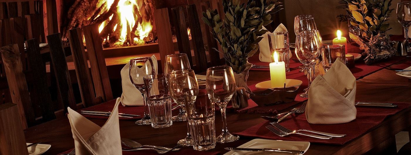 Kicheche Laikipia dining tent