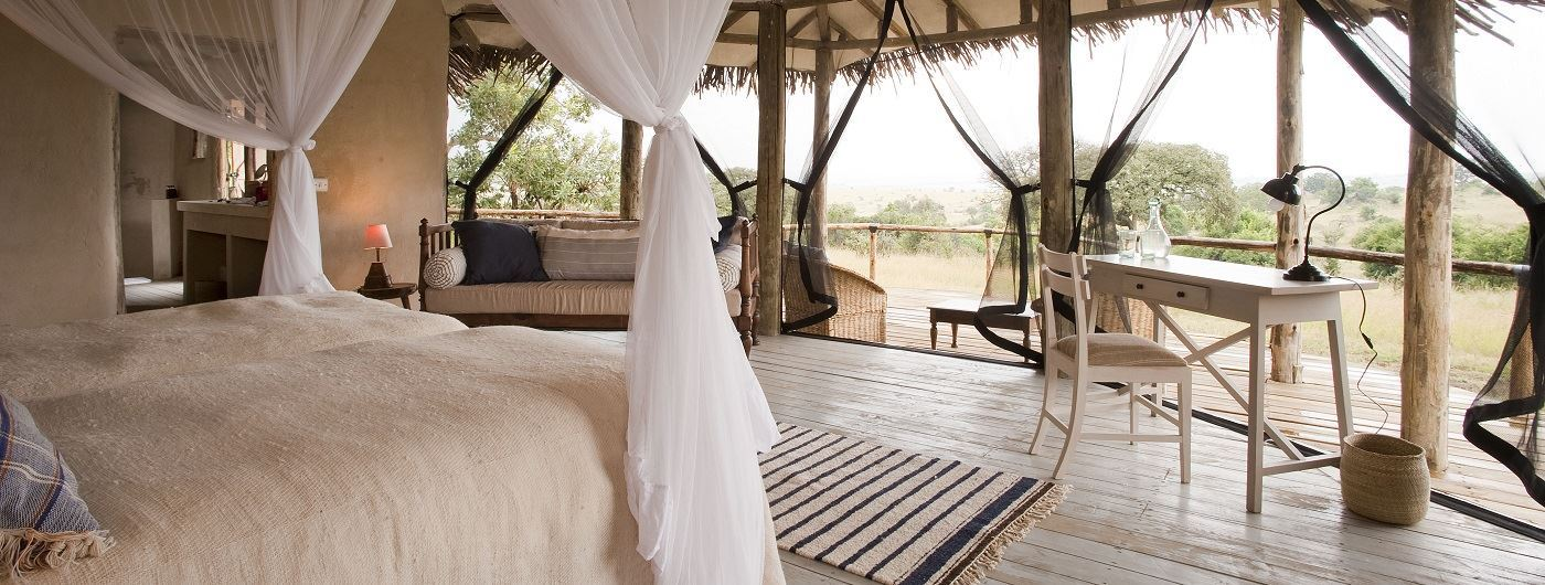 Lamai Serengeti room interior