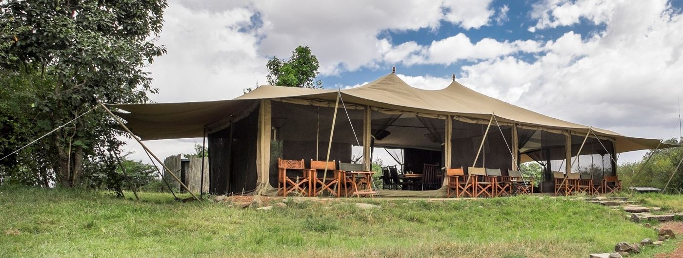 Camp exterior