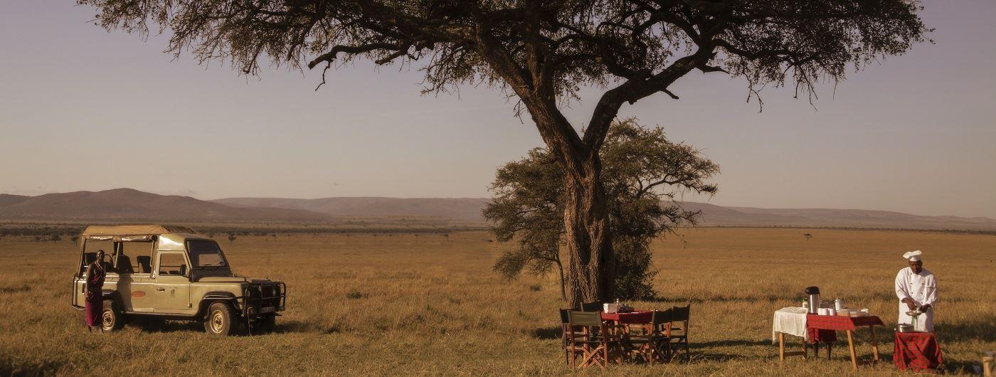 Porini Mara Camp bush camp