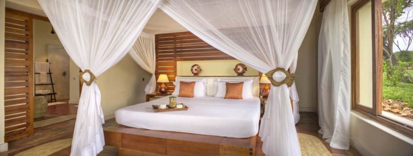 Saruni Ocean bedroom interior