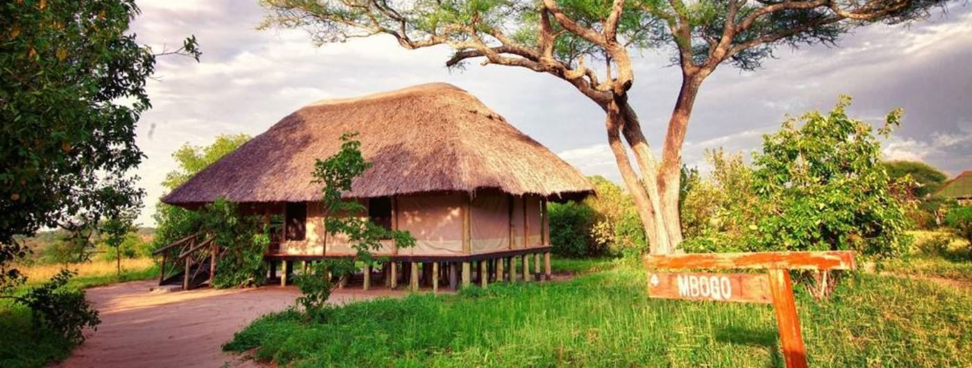 Tarangire River Camp Deluxe Safari Room