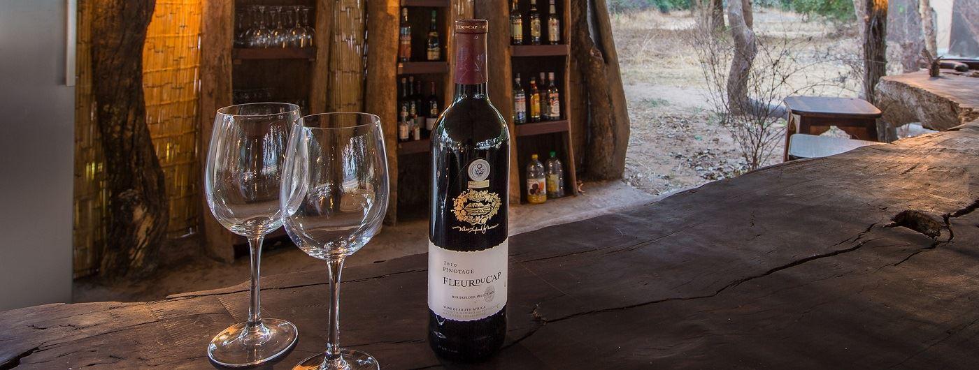 Tena Tena Camp wine bar