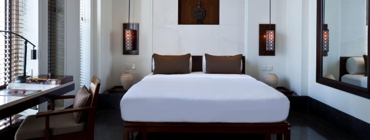 The Chedi Deluxe room