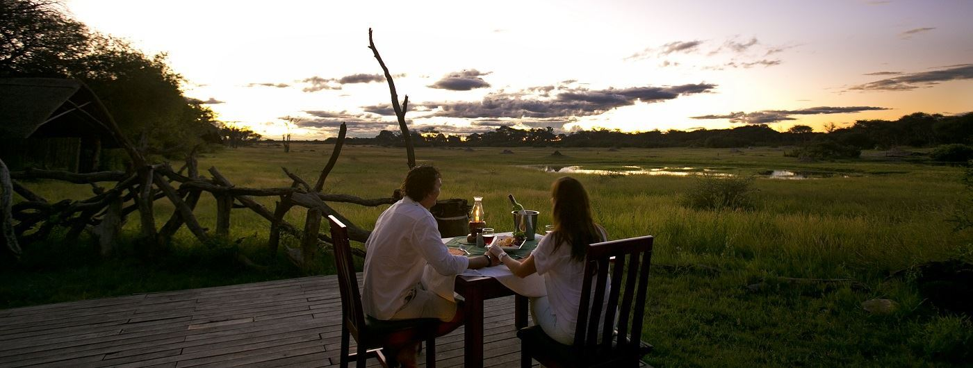 Private dinner for two