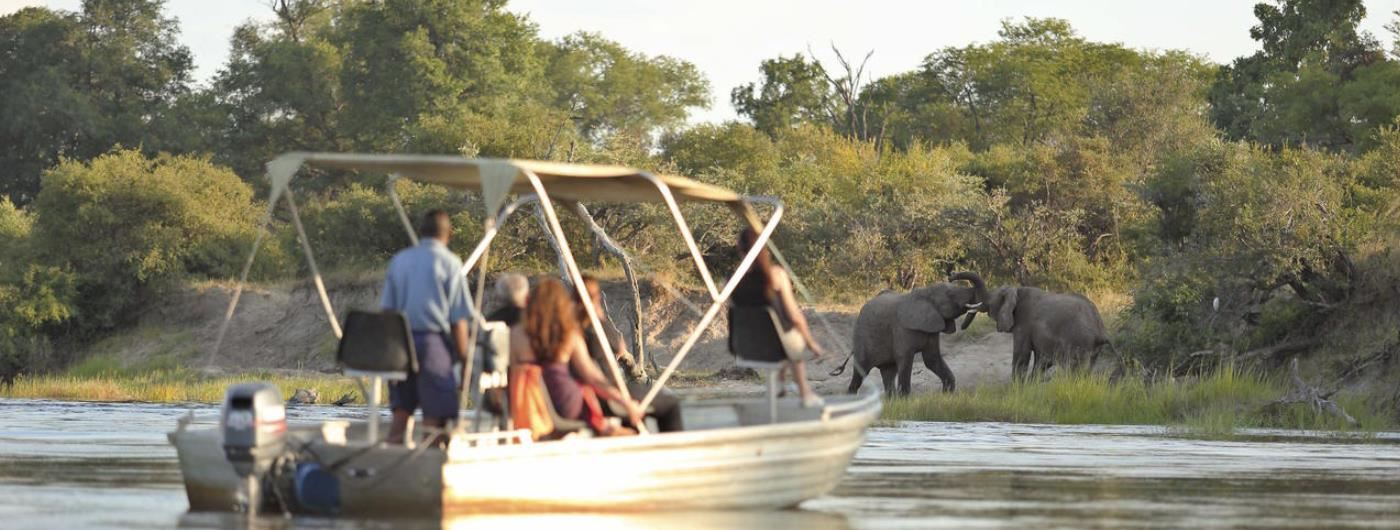 The River Club boat safaris
