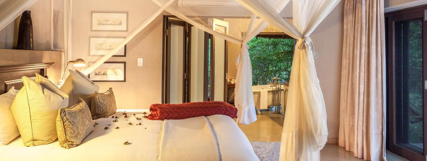 Thornybush River Lodge suite interior