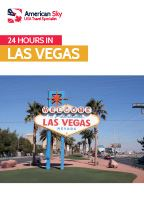 24 hours in Las Vegas guide