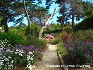 Gardens at Carmel River Inn - California Holidays