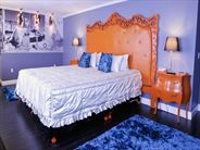 Typical guestroom at the Fashionhaus Hotel - USA Beach Holidays
