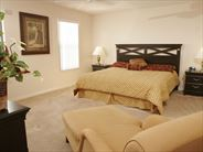 Typical Highgrove bedroom - Orlando Villas & Homes