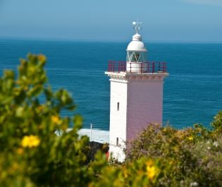 Getty image of Mossel Bay lighthouse