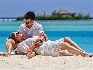 Romantic moments on Cinnamon Dhonveli Maldives