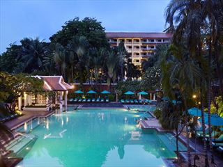 - Bangkok, Angkor Wat and Thai Beach Multi Centre
