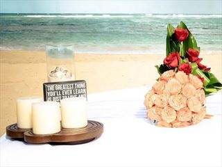 Beautiful weddings on the beach at Breathless Riviera Cancun Resort & Spa