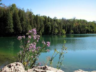 Beautiful Crawford Lake