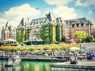 - Vancouver & Victoria by Float Plane