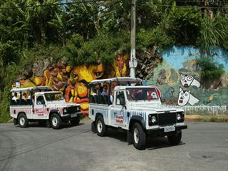 jeep safari barbados excursion
