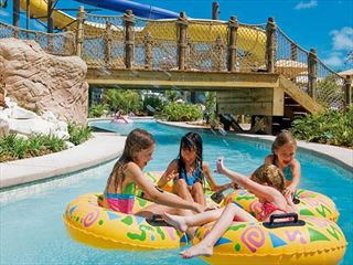 Kids waterpark at Beaches Turks and Caicos