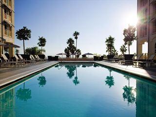 Loews Santa Monica pool