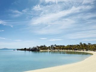 Beach at Lux Belle Mare - Mauritius & Reunion Twin Centre