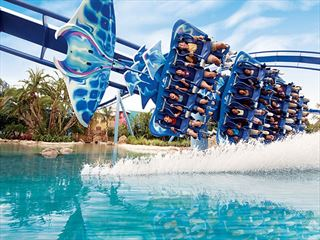 Manta at SeaWorld® Orlando