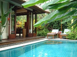 One Bedroom Pool Villa  - Luxury Bali Multi Centre with Lombok