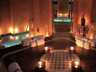 Spa hammam at One&Only Royal Mirage Arabian Court