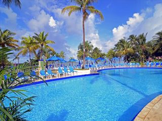 St James's Club Morgan Bay pool - St Lucia Holidays