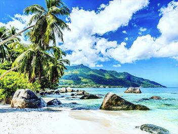 Exploring the islands of the Seychelles