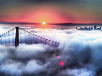 Top 10 most photogenic urban highlights in California